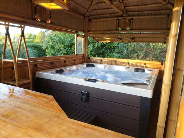 Abri pour spa - Mobilier Exotique - Un Autre Monde