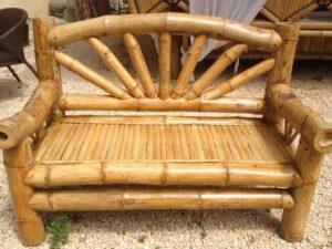 Mobilier Intérieur Et Extérieur Meubles En Bambou Et Bois Exotique