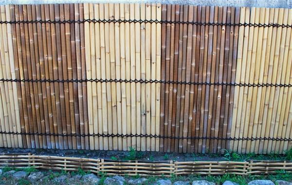 Panneau Bambou Vente Abris De Jardin En Bambou Et Mobilier Exotique