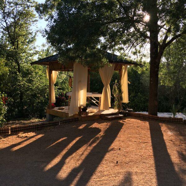 Abri bambou - Salon Esthétique et massage ayurvédique