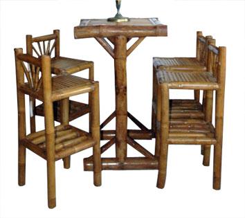 mange debout en bambou. Black Bedroom Furniture Sets. Home Design Ideas